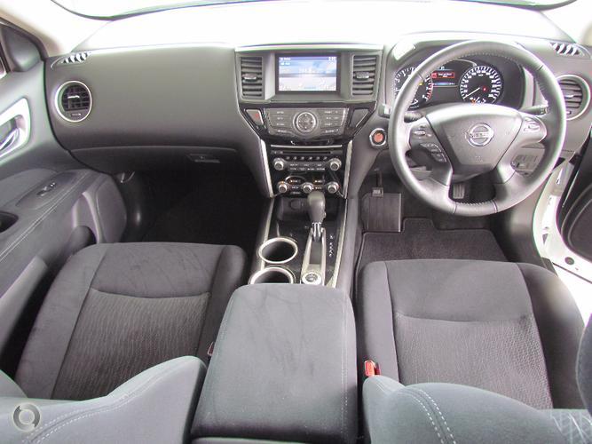 2016 Nissan Pathfinder ST R52 Auto 4WD MY16