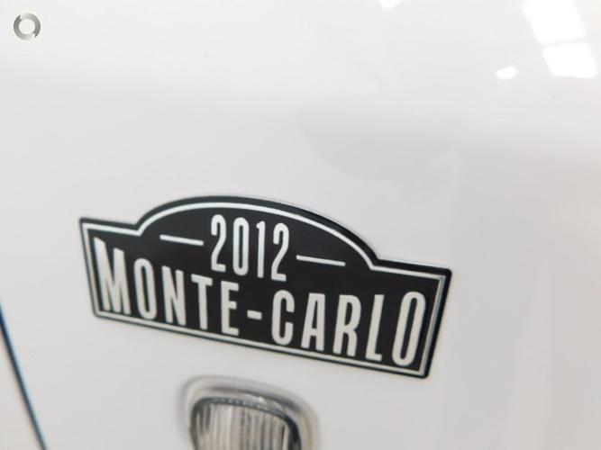 2012 SKODA Fabia 77TSI Monte Carlo Manual