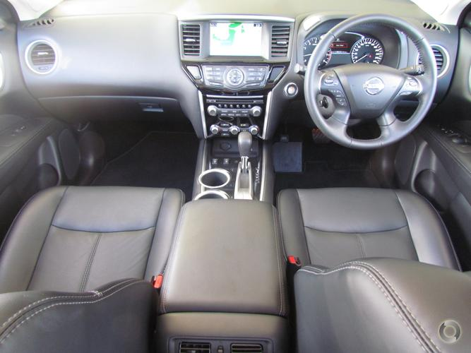 2017 Nissan Pathfinder ST R52 Series II Auto 2WD MY17