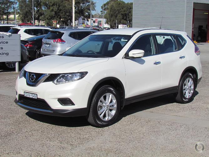 2016 Nissan X-Trail ST T32 Manual 2WD