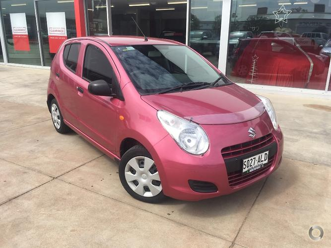 2010 Suzuki Alto GL Manual