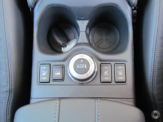 2018 Nissan Navara ST D23 Series 3 Auto 4x4 Dual Cab
