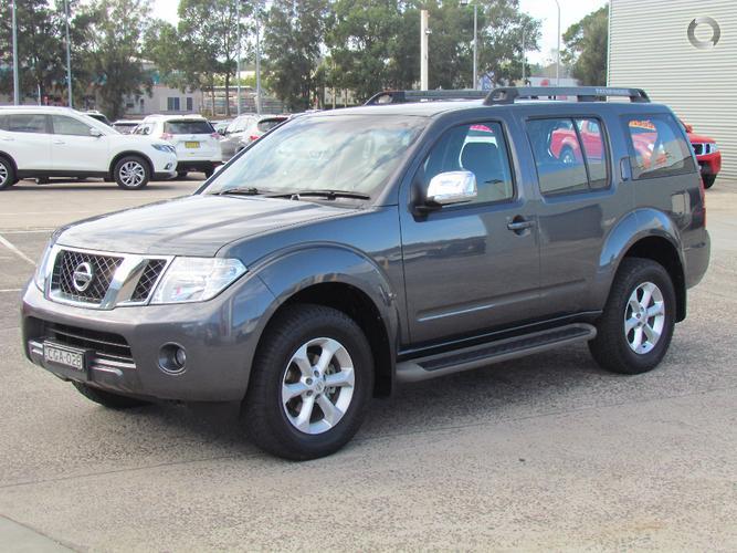 2011 Nissan Pathfinder ST-L R51 Manual 4x4 MY10