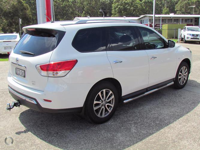 2015 Nissan Pathfinder ST R52 Auto 4WD MY15