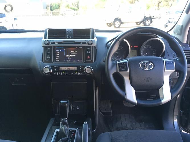 2015 Toyota Landcruiser Prado GXL Auto 4x4
