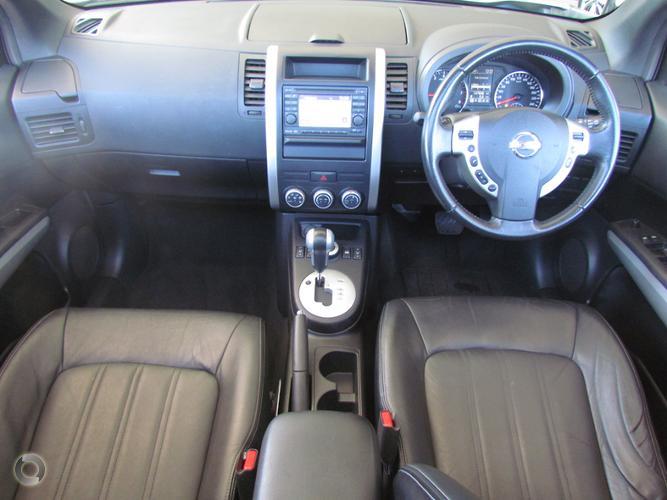 2012 Nissan X-TRAIL Ti T31 Auto 4x4 Series IV