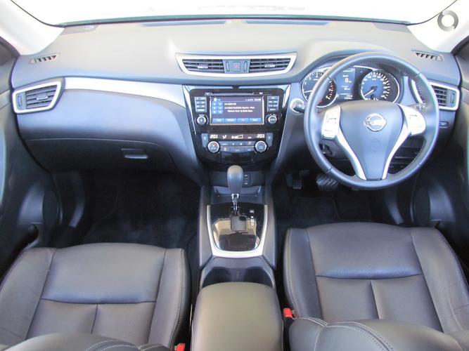 2016 Nissan X-Trail ST-L N-SPORT Silver T32 Auto 2WD
