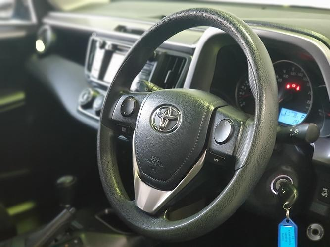 2017 Toyota RAV4 GX Auto AWD