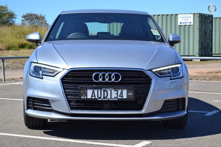 2018 Audi A3 35 TFSI Auto MY19