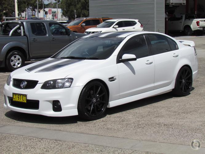 2013 Holden Commodore SS Z Series VE Series II Auto MY12.5