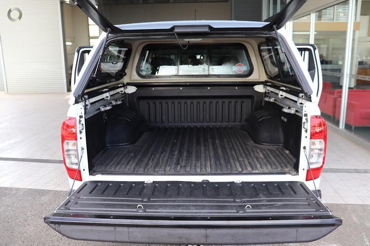 2015 Nissan Navara ST-X D23 Auto 4x4 Dual Cab
