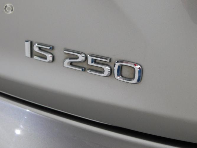 2015 Lexus IS250 F Sport Auto