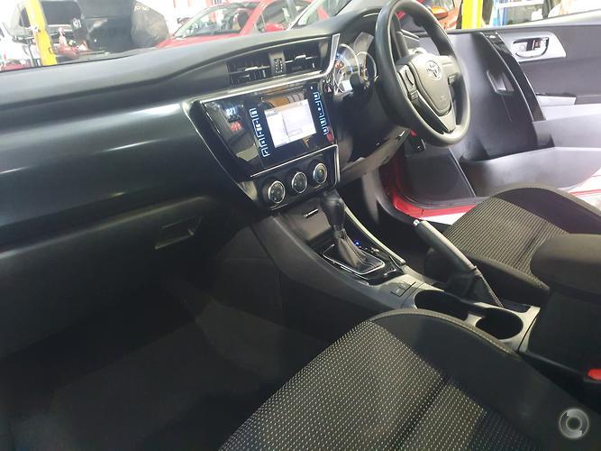 2017 Toyota Corolla Ascent Auto