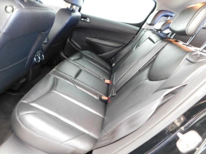 2012 Peugeot 308 Allure Auto MY12