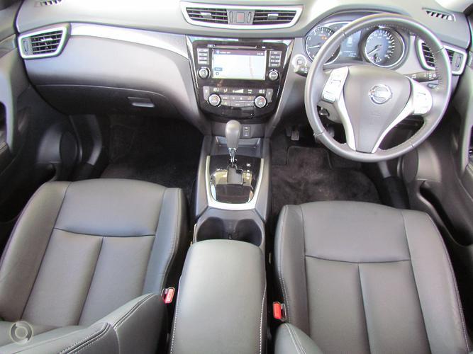 2016 Nissan X-Trail Ti T32 Auto 4WD