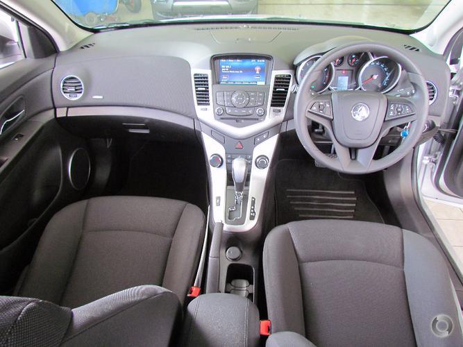 2014 Holden Cruze Equipe JH Series II Auto MY14