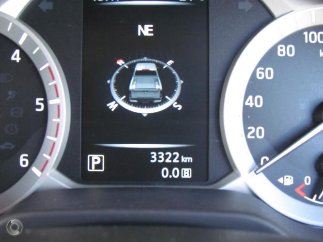 2014 Nissan Navara ST-R D22 Manual 4x4 S5 Dual Cab