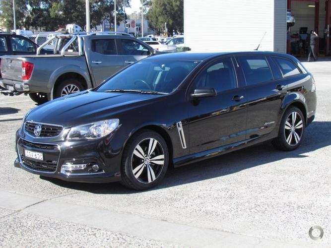 2014 Holden Commodore SV6 Storm VF Auto MY14