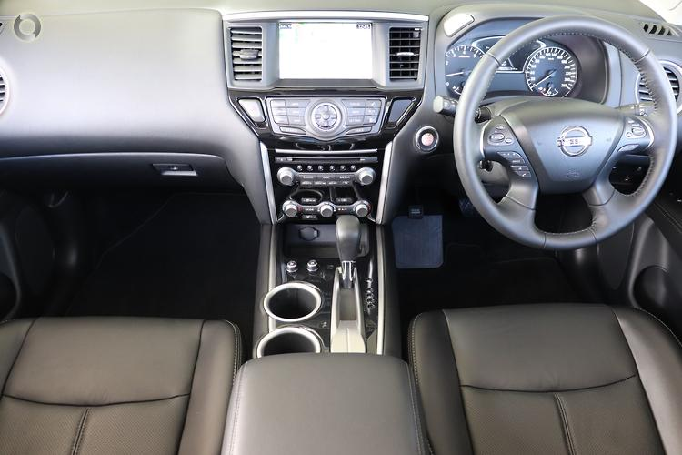 2014 Nissan Pathfinder ST-L R52 Auto 2WD MY14
