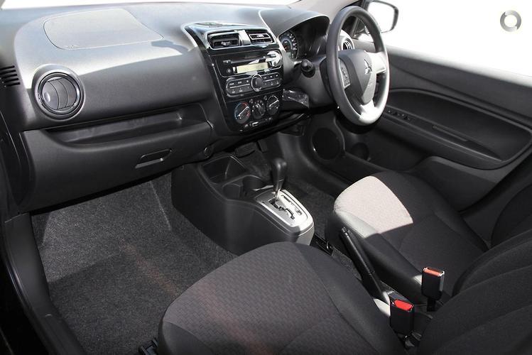 2017 Mitsubishi Mirage ES LA Auto MY17