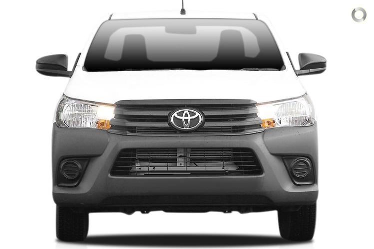 2019 Toyota Hilux GUN122R Workmate 4x2 (Jun. 2018)