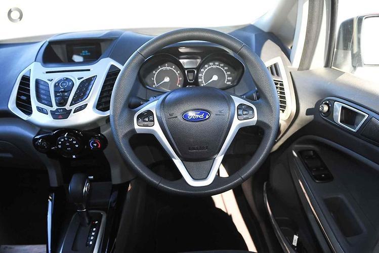 2017 Ford EcoSport Ambiente BK Auto
