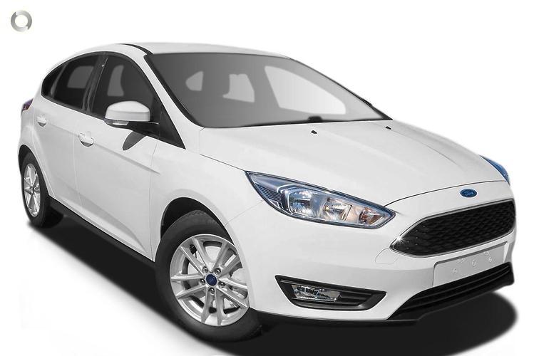 2018 Ford Focus LZ Trend (Jun. 2016)
