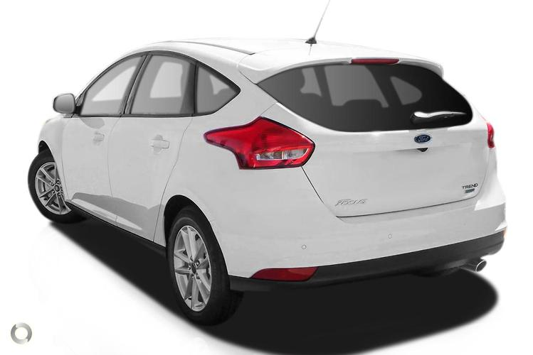 2018 Ford Focus Trend LZ Manual