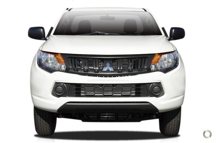 2017 Mitsubishi Triton MQ GLX MY18 Sports Automatic 4x2