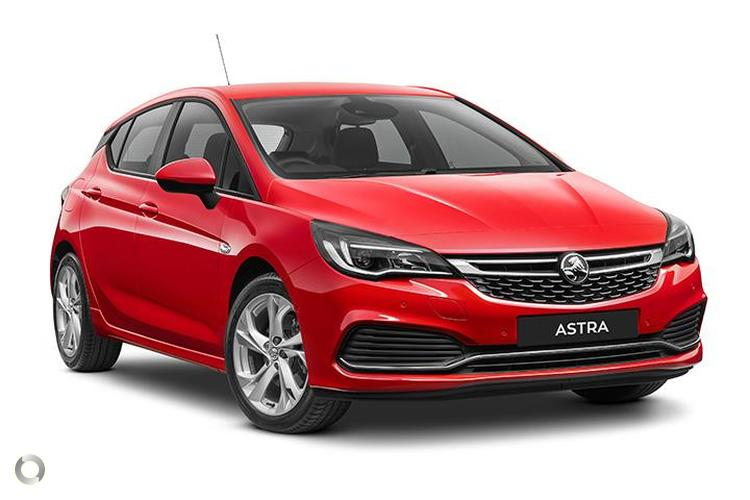 2018 Holden Astra BK RS MY19 Sports Automatic