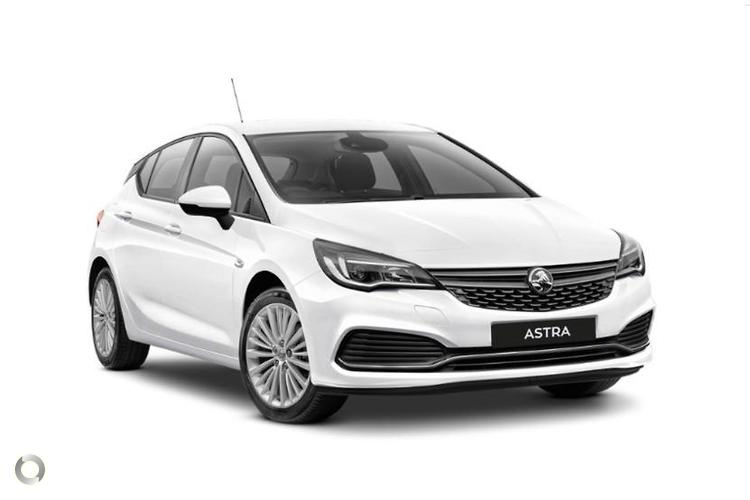 2018 Holden Astra BK R+ MY18.5 Sports Automatic