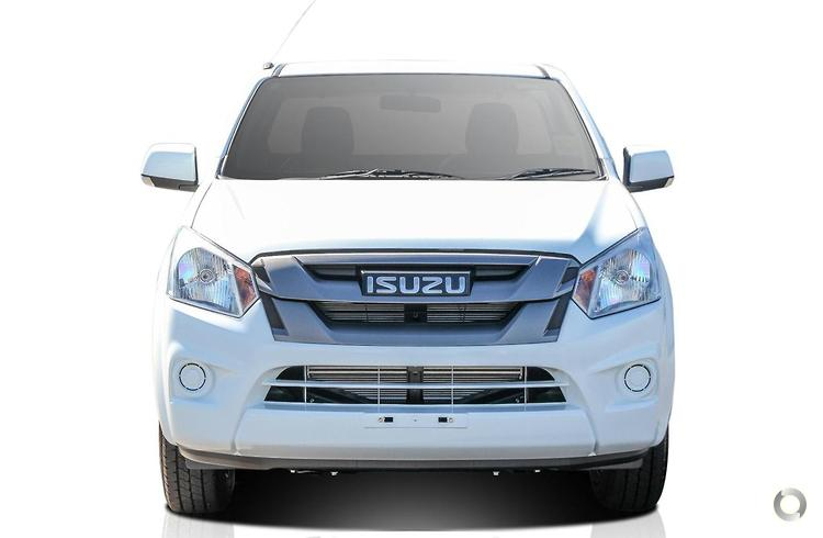 2018 Isuzu D-MAX (No Series) SX MY17 4x2