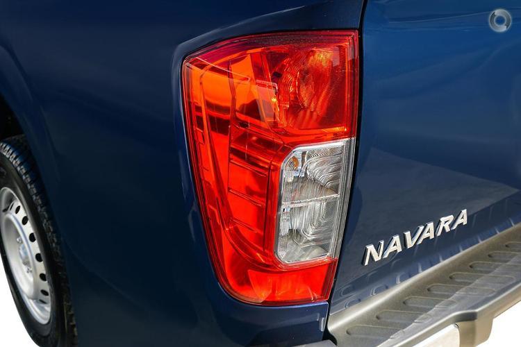 2017 Nissan Navara RX D23 Series 3 Manual 4x2 Dual Cab