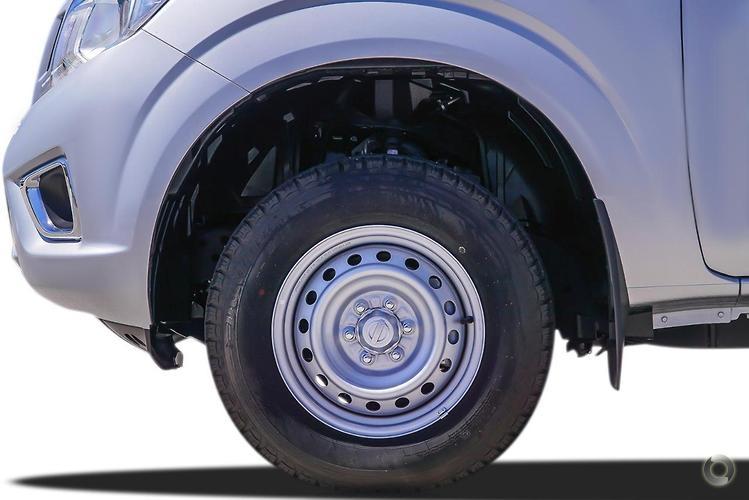 2017 Nissan Navara DX D23 Series 2 Manual 4x4