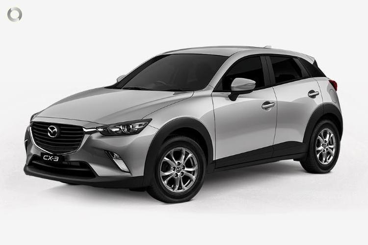 2018 Mazda CX-3 DK Maxx SKYACTIV-Drive (Feb. 2017)