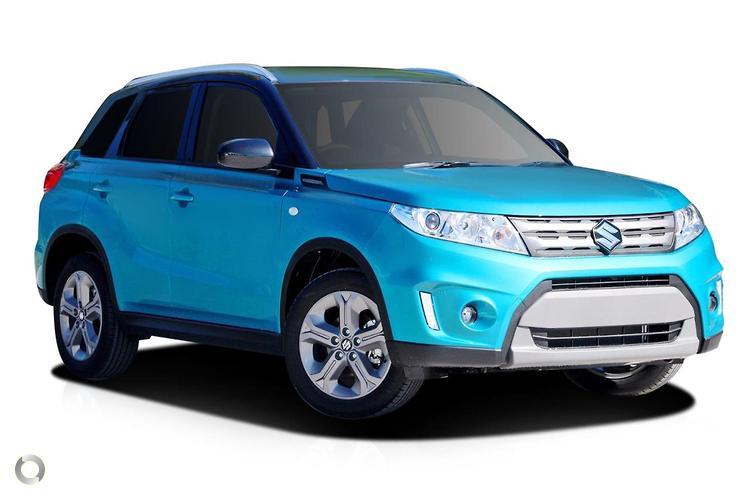2018 Suzuki Vitara LY GL+ Sports Automatic 2WD (Jun. 2015)