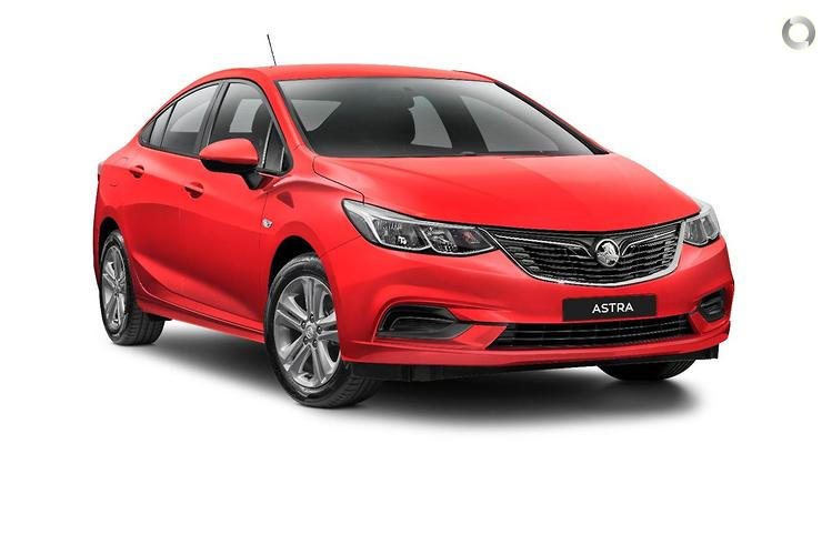 2018 Holden Astra BL LS MY18