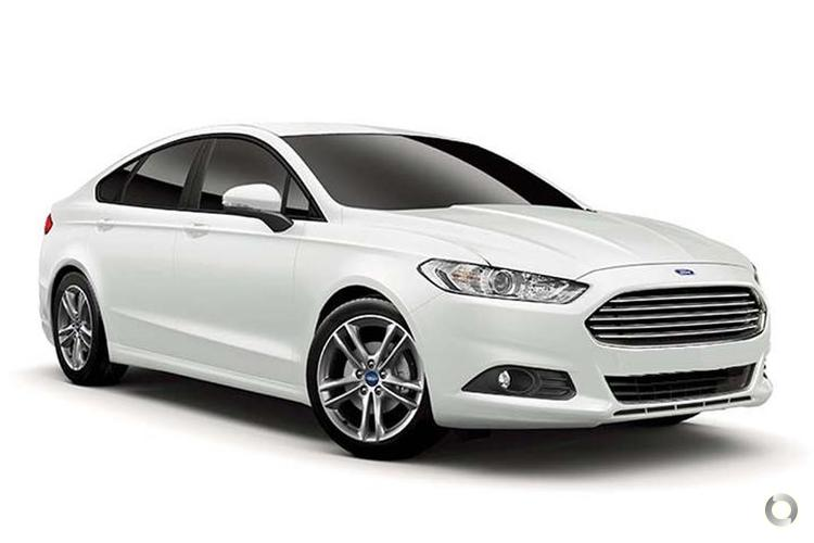 2017 Ford Mondeo MD Ambiente MY18.25 SelectShift