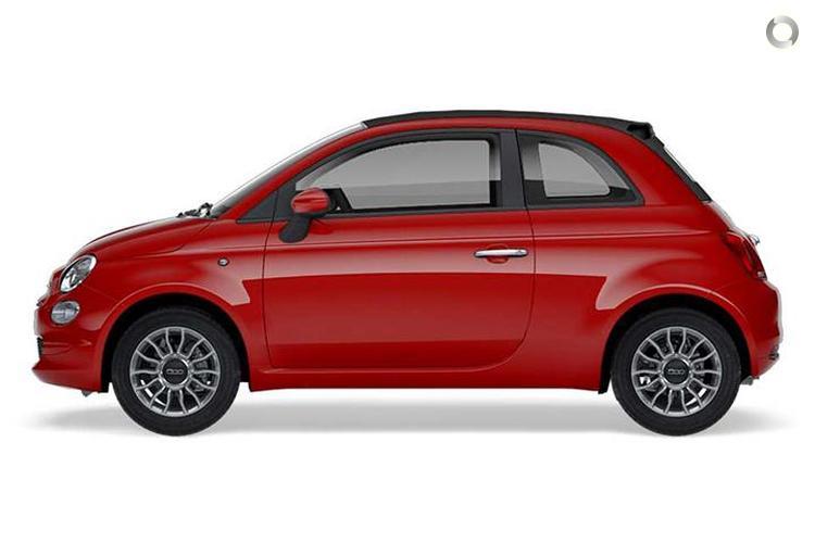 2017 Fiat 500C Lounge Auto