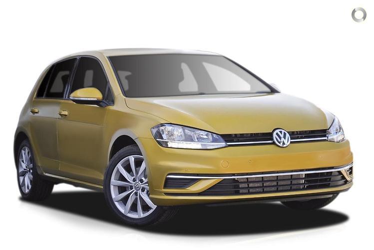 2018 Volkswagen Golf 110TSI Comfortline 7.5 Auto MY18