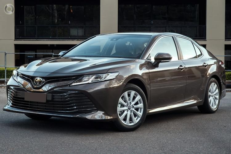 2017 Toyota Camry ASV70R Ascent Sports Automatic (Sep.)