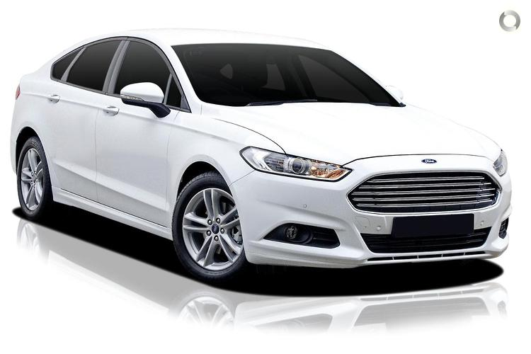 2017 Ford Mondeo MD Ambiente MY17.5 SelectShift