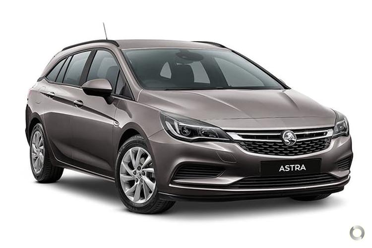 2018 Holden Astra BK LS+ MY18 Sports Automatic