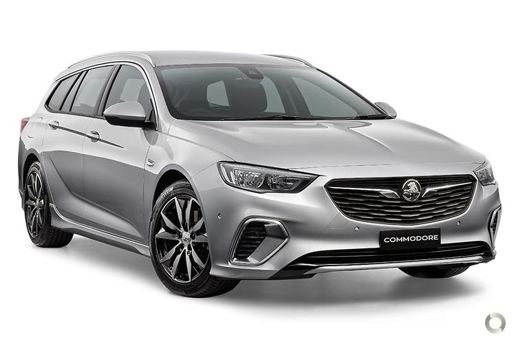 2018 Holden Commodore ZB RS MY18 Sports Automatic