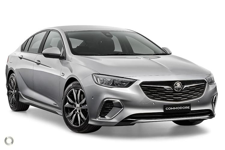 2018 Holden Commodore ZB RS MY18 Sports Automatic AWD