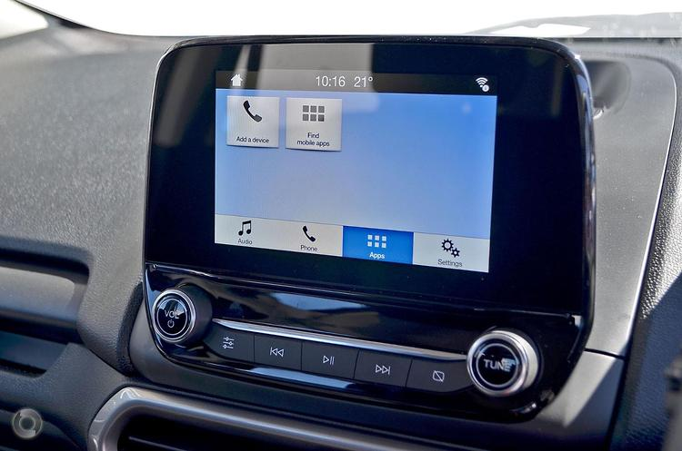 2017 Ford EcoSport Ambiente BL Auto MY18