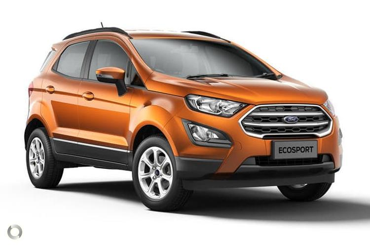 2019 Ford EcoSport BL Trend MY19.25
