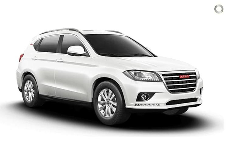 2018 Haval H2 (No Series) LUX Sports Automatic 2WD (Aug. 2015)