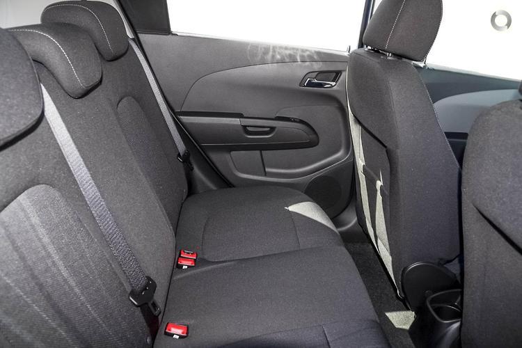 2017 Holden Barina LS TM Manual MY18