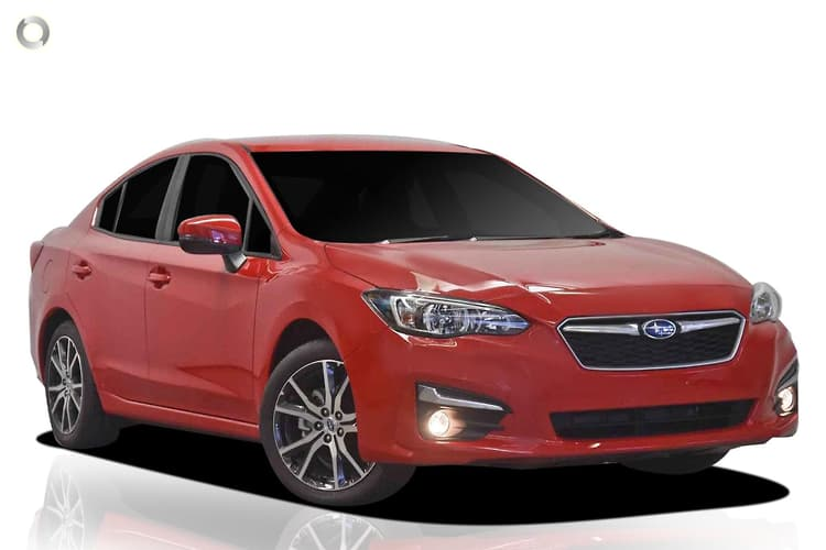 2019 Subaru Impreza G5 2.0i-L MY19 Lineartronic CVT All Wheel Drive
